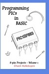 Programming PICs in BASIC Book