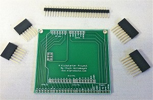 Breadboard Shield Adapter - Kit